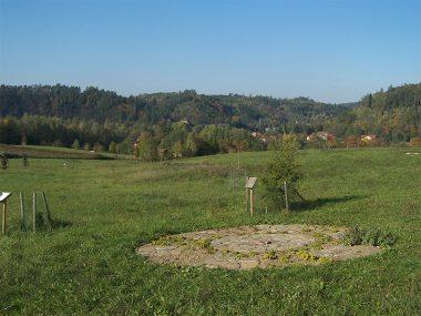 Arboretum - přírodní podmínky